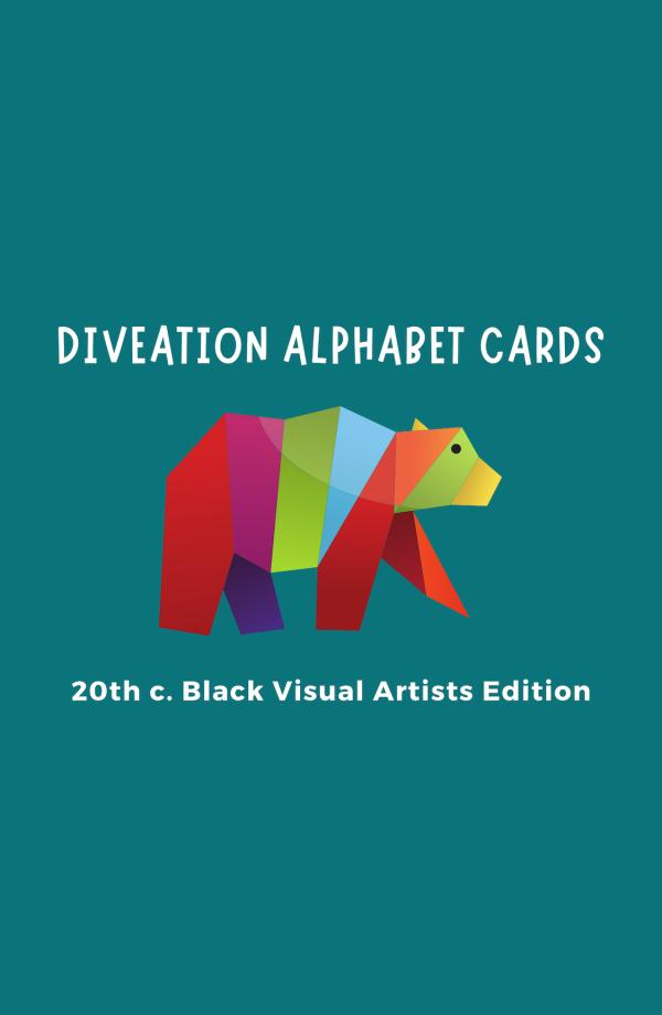 Diveation ABCs 20th c. black visual artists