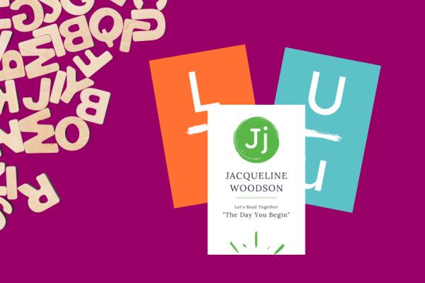Children's Authors ABC cards