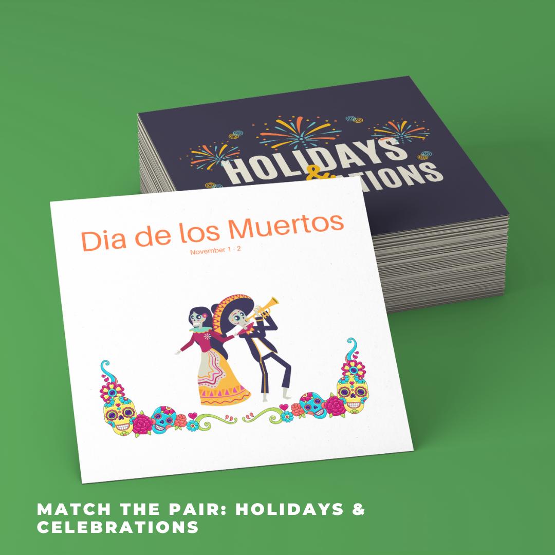 Holidays and celebrations: Did de los Muertos