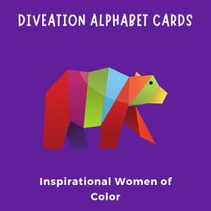 Diveation ABCs Inspirational Women