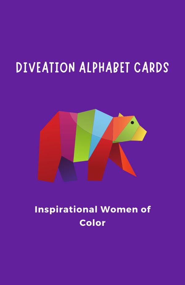 Diveation ABCs Inspirational Women