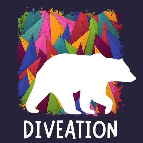 Diveation logo